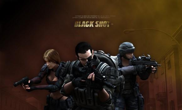 Black Shot Ekran Görüntüleri - 2