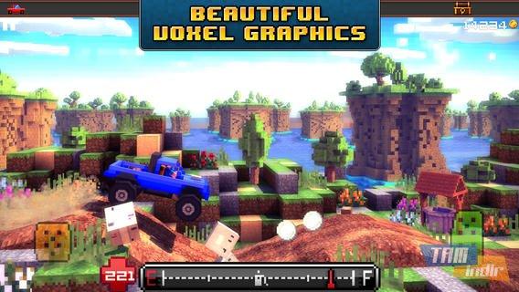 Blocky Roads Ekran Görüntüleri - 4