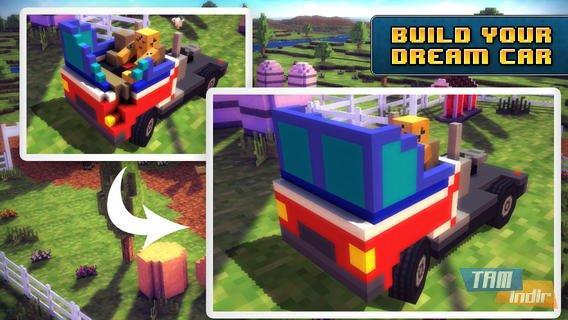 Blocky Roads Ekran Görüntüleri - 2