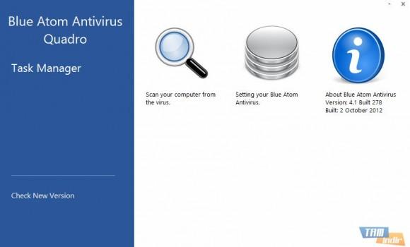 Blue Atom Antivirus Ekran Görüntüleri - 2