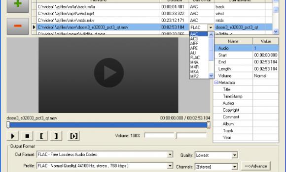 Boilsoft Audio Converter Ekran Görüntüleri - 2