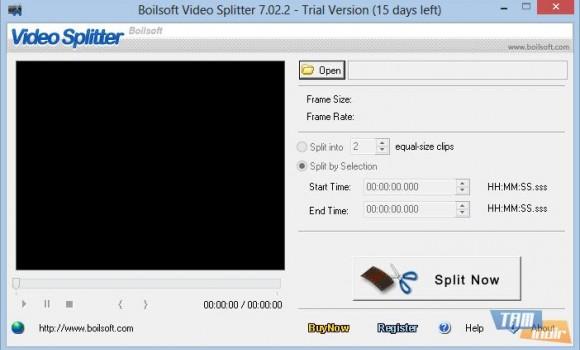 Boilsoft Video Splitter Ekran Görüntüleri - 4