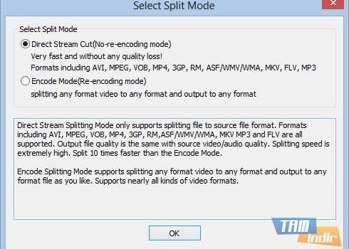 Boilsoft Video Splitter Ekran Görüntüleri - 1