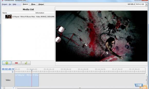 Bombono DVD Ekran Görüntüleri - 1