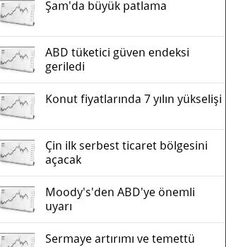 Borsa Haber Ekran Görüntüleri - 1