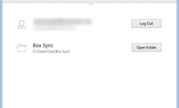 Box Sync Ekran Görüntüleri - 1