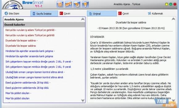 BrowSmart Ekran Görüntüleri - 1