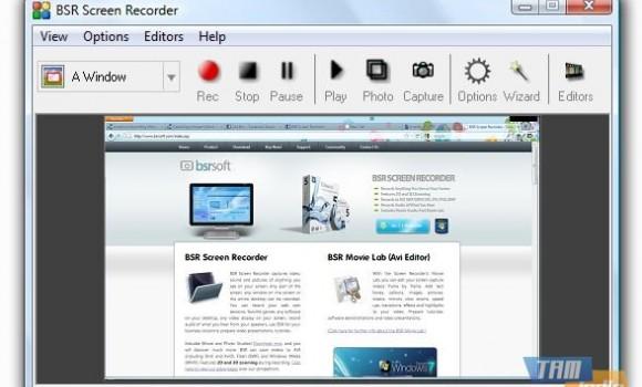 BSR Screen Recorder Ekran Görüntüleri - 9
