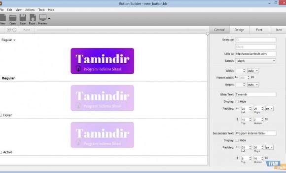 Button Builder Ekran Görüntüleri - 4