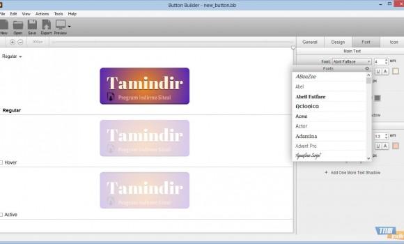 Button Builder Ekran Görüntüleri - 2