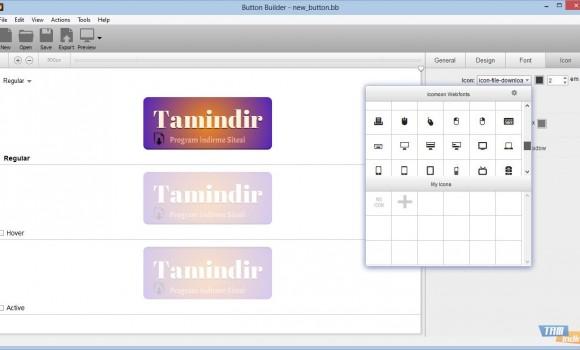 Button Builder Ekran Görüntüleri - 1