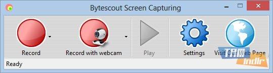 Bytescout Screen Capturing Ekran Görüntüleri - 3