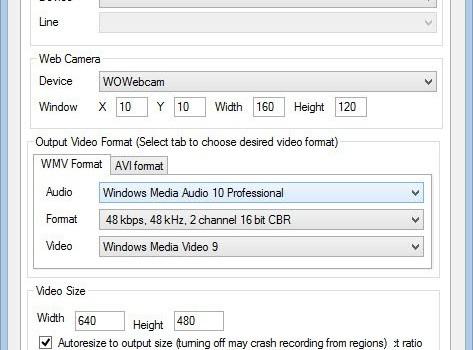 Bytescout Screen Capturing Ekran Görüntüleri - 2
