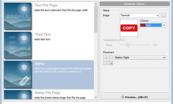 Bytescout Watermarking Ekran Görüntüleri - 3