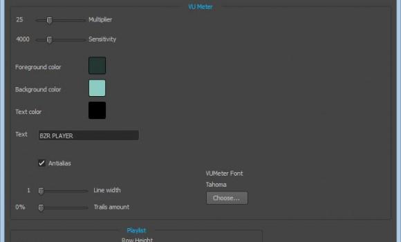 BZR Player Ekran Görüntüleri - 2