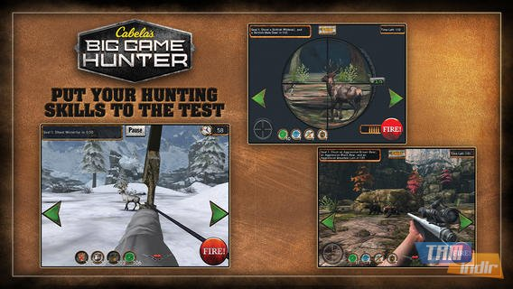 Cabela's Big Game Hunter Ekran Görüntüleri - 5