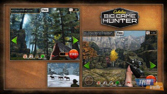 Cabela's Big Game Hunter Ekran Görüntüleri - 4