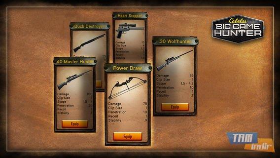 Cabela's Big Game Hunter Ekran Görüntüleri - 3