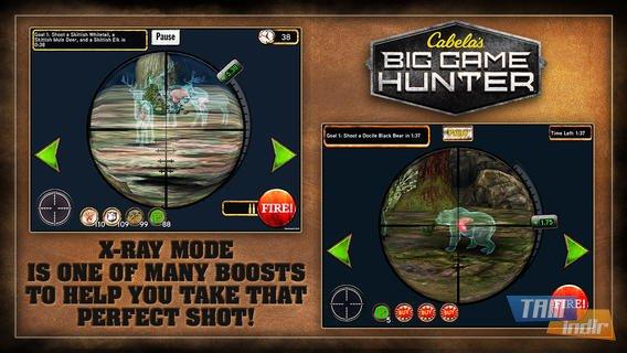 Cabela's Big Game Hunter Ekran Görüntüleri - 1