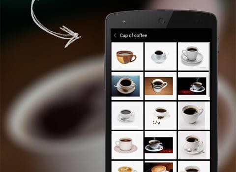 CamFind Ekran Görüntüleri - 1