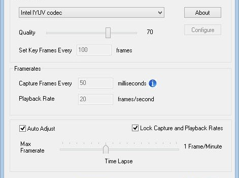 CamStudio Ekran Görüntüleri - 3