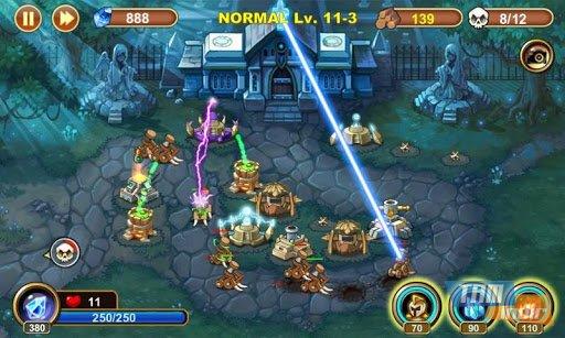 Castle Defense Ekran Görüntüleri - 5