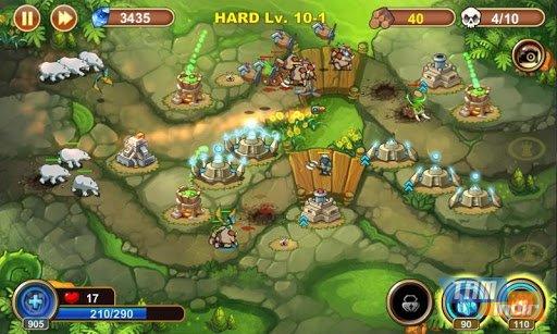 Castle Defense Ekran Görüntüleri - 4