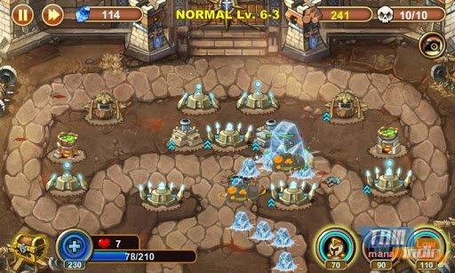 Castle Defense Ekran Görüntüleri - 2