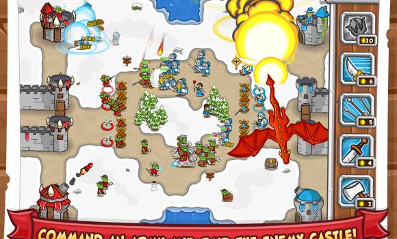 Castle Raid 2 Ekran Görüntüleri - 5