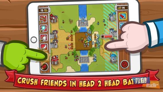 Castle Raid 2 Ekran Görüntüleri - 4