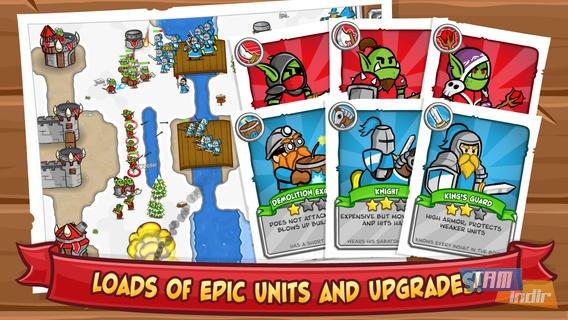 Castle Raid 2 Ekran Görüntüleri - 3