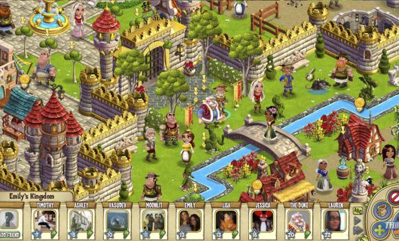 CastleVille Ekran Görüntüleri - 1