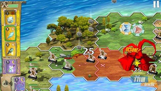 Caveman Wars Ekran Görüntüleri - 1