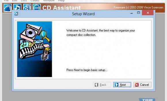 CD Assistant Ekran Görüntüleri - 1