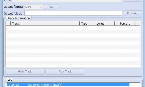 CD to WMA MP3 Ripper Ekran Görüntüleri - 1