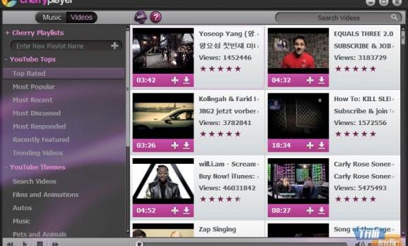CherryPlayer Ekran Görüntüleri - 1