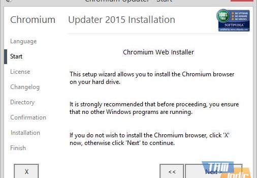 Chromium Updater Ekran Görüntüleri - 2