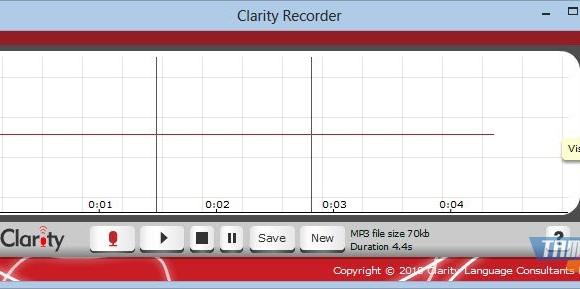 Clarity Recorder Ekran Görüntüleri - 1