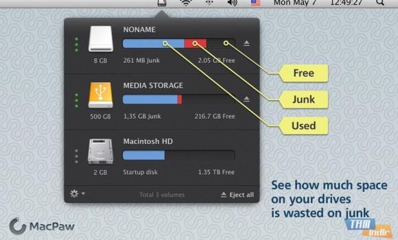 CleanMyDrive Ekran Görüntüleri - 2