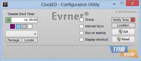 ClockED Ekran Görüntüleri - 1