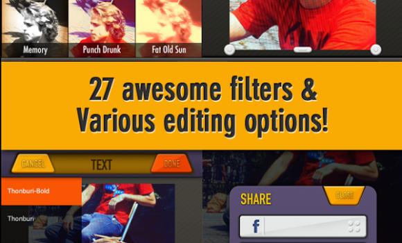 Clone Camera Ekran Görüntüleri - 5