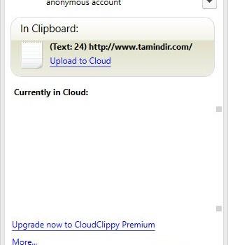 CloudClippy Ekran Görüntüleri - 2