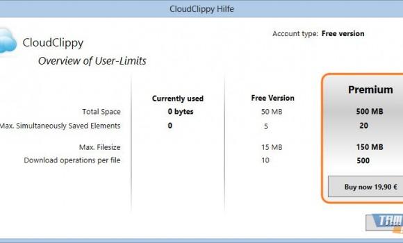 CloudClippy Ekran Görüntüleri - 1