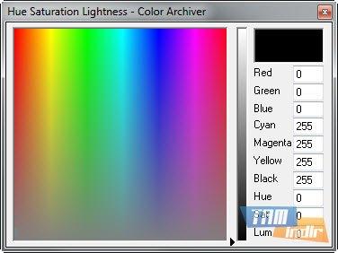 Color Archiver Ekran Görüntüleri - 2