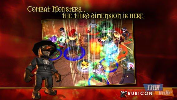 Combat Monsters Ekran Görüntüleri - 3