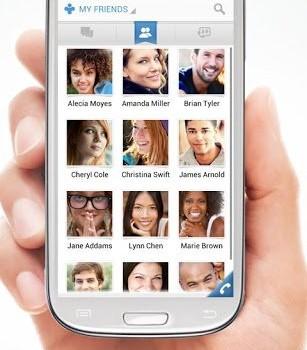 Contacts + Ekran Görüntüleri - 1