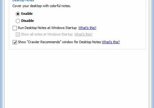 Crawler Notes Ekran Görüntüleri - 2