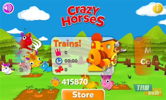 Crazy Horses: Unstabled! Ekran Görüntüleri - 1