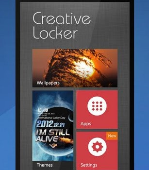 Creative Locker Ekran Görüntüleri - 1