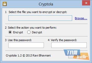 Cryptola Ekran Görüntüleri - 1